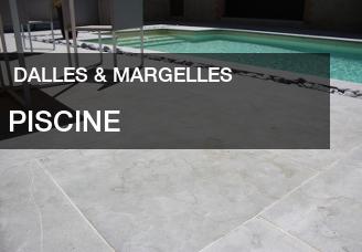 Dallage de votre piscine : dalles et margelles en pierre naturelle pour votre piscine