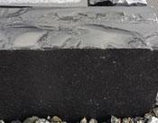 Bordure Calcaire Black