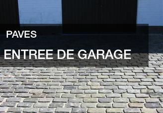 Pierres naturelles dallage pav s en direct des carri res nantes - Entree de garage en pave ...