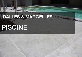 Dallage - dalles et margelles piscine